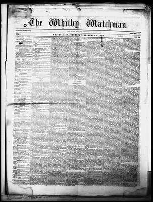 Calendar for 1859