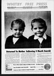 Whitby Free Press, 9 Mar 1972