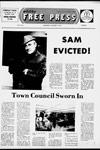 Whitby Free Press, 16 Jan 1974