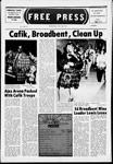 Whitby Free Press, 10 Jul 1974