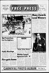 Whitby Free Press, 7 Aug 1974