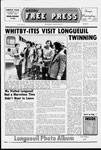 Whitby Free Press, 28 Aug 1974