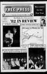 Whitby Free Press, 29 Dec 1982