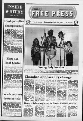 Whitby Free Press, 13 Jul 1983