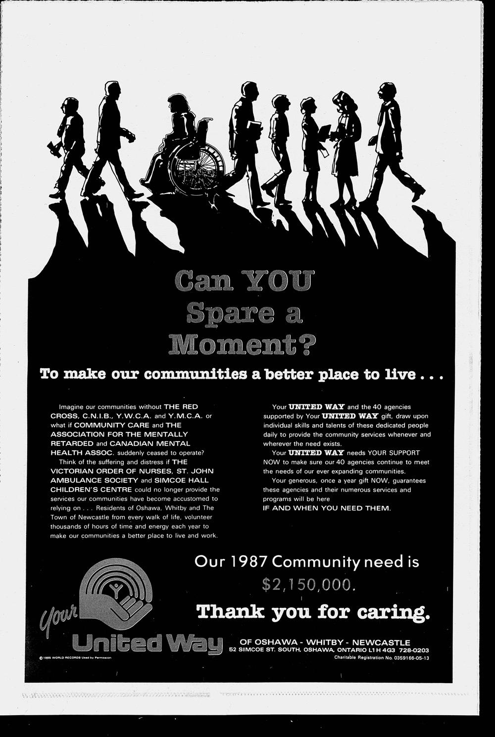 Whitby Free Press, 24 Sep 1986