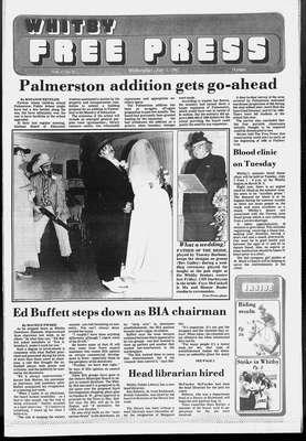 Whitby Free Press, 1 Jul 1987