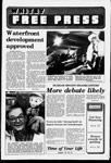 Whitby Free Press, 1 Mar 1989
