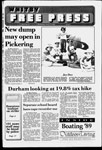 Whitby Free Press, 19 Apr 1989