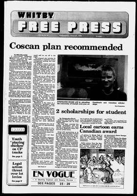 Whitby Free Press, 20 Jun 1990