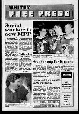 Whitby Free Press, 12 Sep 1990