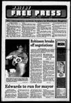 Whitby Free Press, 1 May 1991