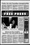Whitby Free Press, 14 Oct 1992