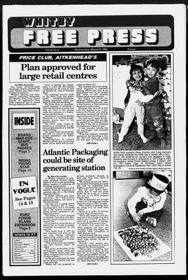 Whitby Free Press, 3 Mar 1993