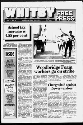 Whitby Free Press, 12 May 1993