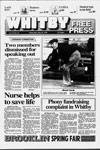 Whitby Free Press25 May 1994