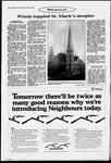 Whitby's glorious past - Wind toppled St. Mark's steeples