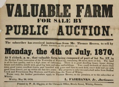 Valuable Farm