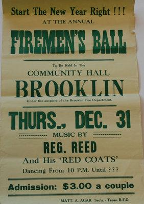 Firemen's Ball