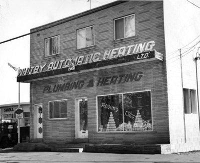 409 Brock Street South, c.1960