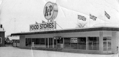 223 Brock Street North, c. 1963