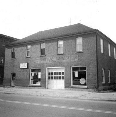 124 Brock Street North, 1965