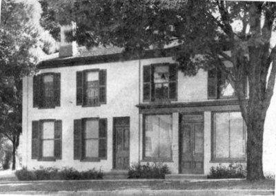 215 Dundas Street East, August 1946