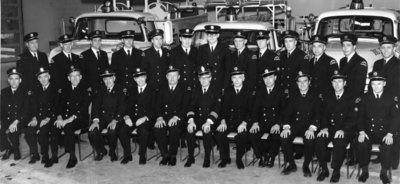 Whitby Fire Department, 1969