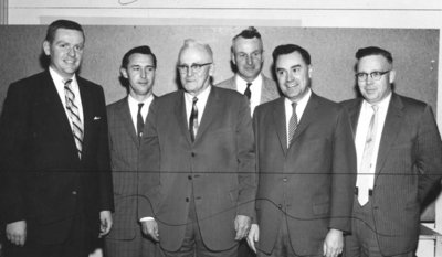 Whitby Township Council, January 1961