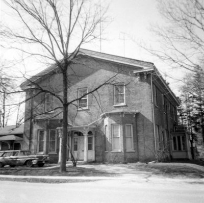 Whitby Methodist Church, April 17, 1966