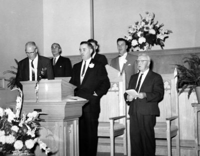 Faith Baptist Church, November 29, 1959