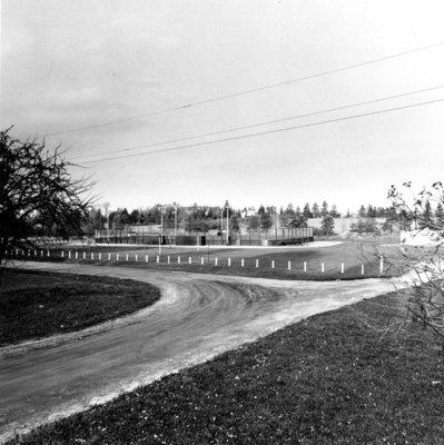 Peel Park, c. 1960