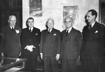Health Minister's Conference at Whitby, 1949