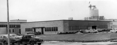 Dunlop Tire and Rubber Company, c. 1955