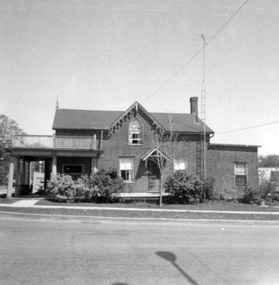 201 Brock Street North, May 1967