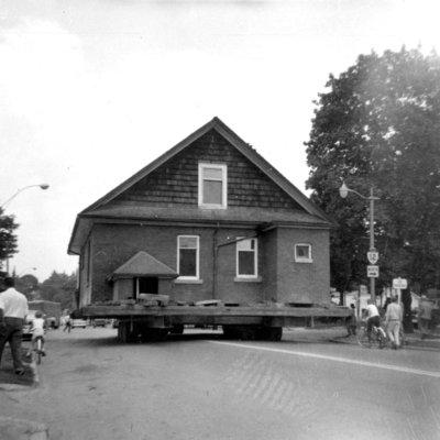 625 Brock Street South, July 6, 1960