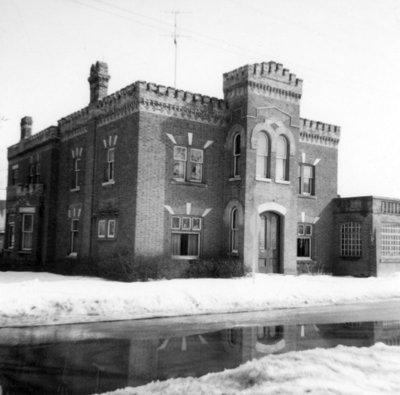301 Byron Street South, February 1962