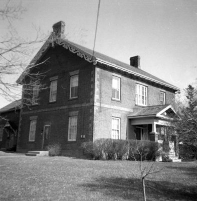 401 Green Street, April 17, 1966