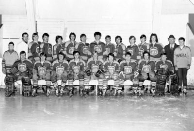 Whitby Minor Hockey Association Team