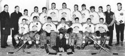Sklar Furniture Junior Hockey Team