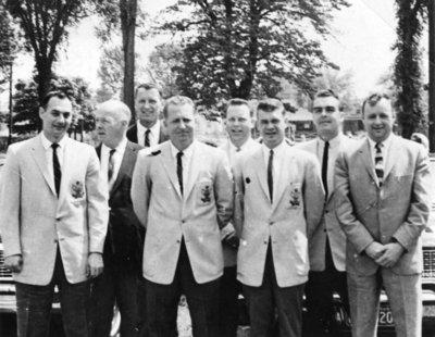 Whitby Dunlops, June 12, 1965