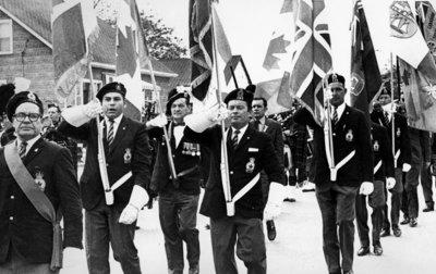 Brooklin Legion Hall, June 6, 1970