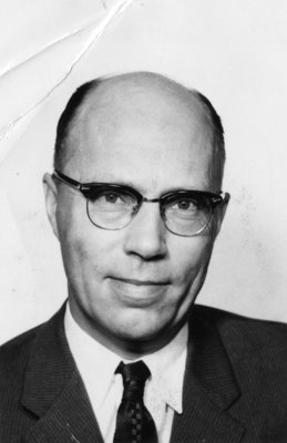 Robert William Cawker, c. 1961