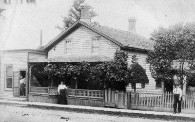 67 Baldwin Street, c. 1907