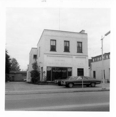 105 Dundas Street East, November 1969