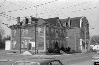 Baldwin Street, April 1976
