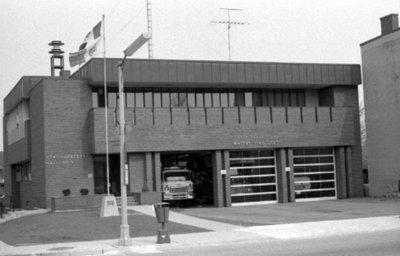 201 Brock Street South, April 1976