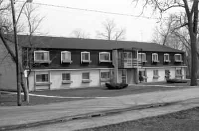 409 Centre Street South, April 1976