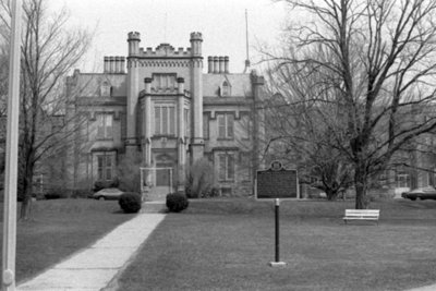 Ontario Ladies' College, April 1976