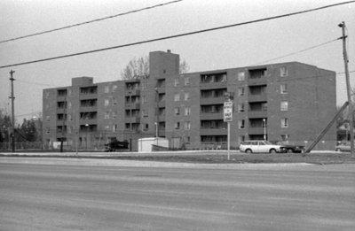 850 Green Street, April 1976