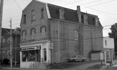 58 Baldwin Street, April 1976